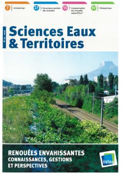 Couverture Sciences Eaux et Territoires
